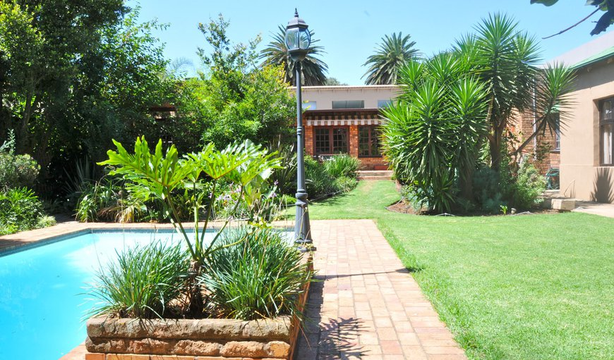 SWIMMING POOL in Kensington, Johannesburg (Joburg), Gauteng, South Africa