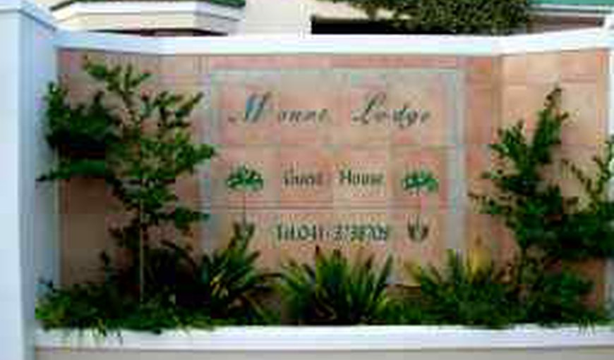 Mount Lodge Guest House in Mount Croix, Port Elizabeth, Eastern Cape, South Africa