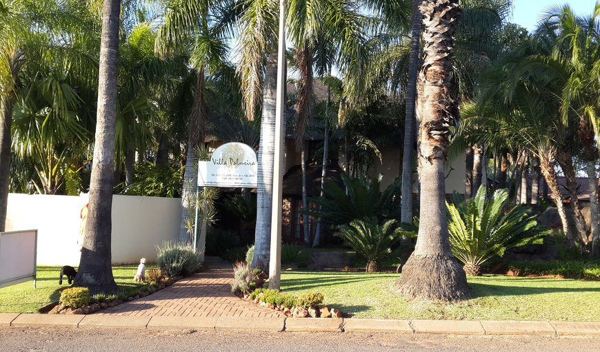 Villa Palmeira Guest House in Bela Bela (Warmbaths), Limpopo, South Africa