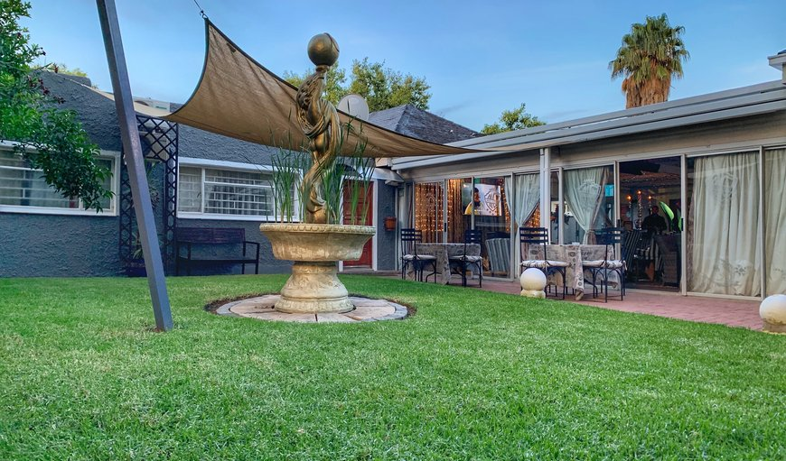 Dersley Manor Boutique Hotel in Bayswater, Bloemfontein, Free State Province, South Africa
