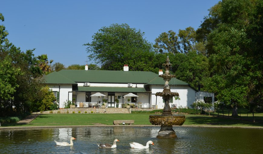 De Oude Kraal Country Estate in Bloemfontein, Free State Province, South Africa