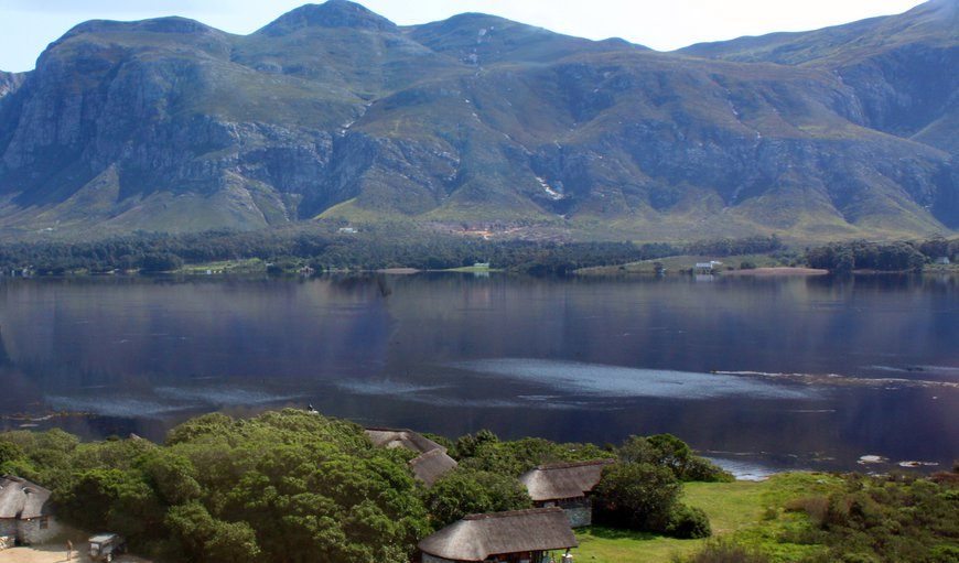 Beautiful mountain & lagoon views in Stanford, Western Cape , South Africa