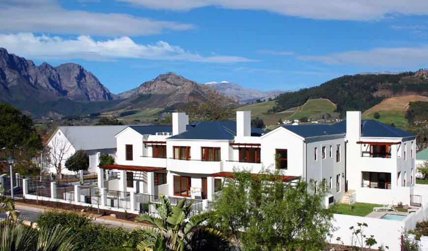 Sorbonne Luxury Apartments in Franschhoek, Western Cape, South Africa
