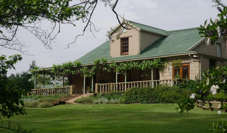 Welcome to Old Halliwell Country Inn  in Midlands, KwaZulu-Natal , South Africa
