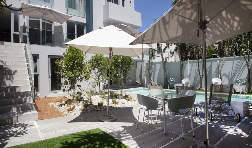 Welcome to Villa Zest Boutique Hotel in Green Point, Cape Town, Western Cape, South Africa
