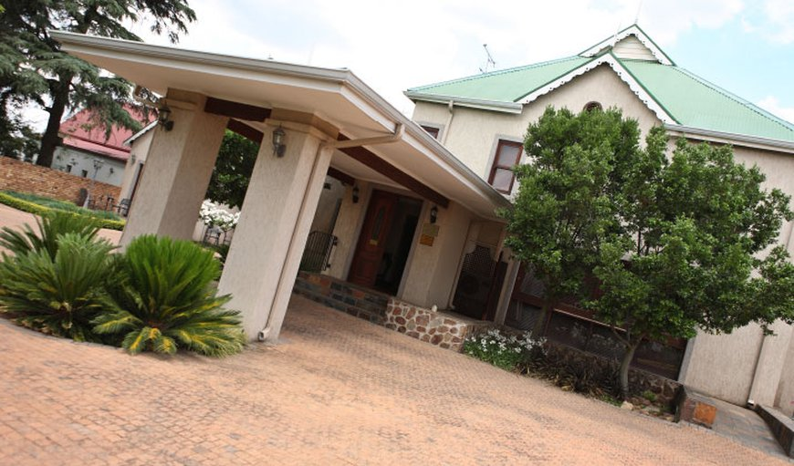 Candle Woods Guest House in Centurion, Gauteng, South Africa