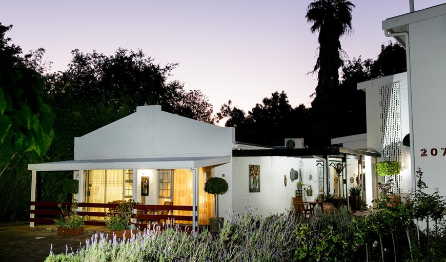 Le Roux's Guest House in Oudtshoorn, Western Cape , South Africa