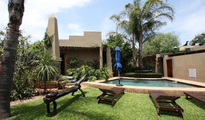 Welcome to African Roots Guest House in Polokwane, Limpopo, South Africa