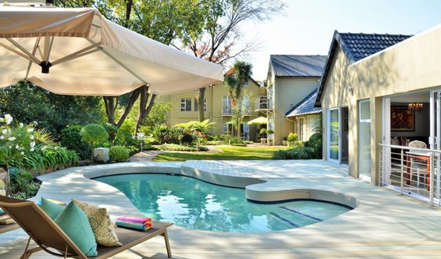Bespoke guest house living at its best! in Rivonia, Johannesburg (Joburg), Gauteng, South Africa