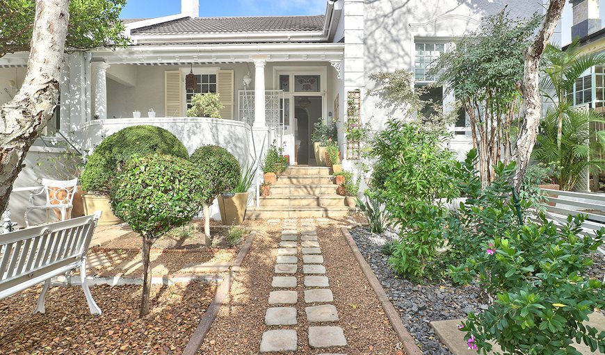 Welcome to Parker Cottage in Tamboerskloof, Cape Town, Western Cape, South Africa