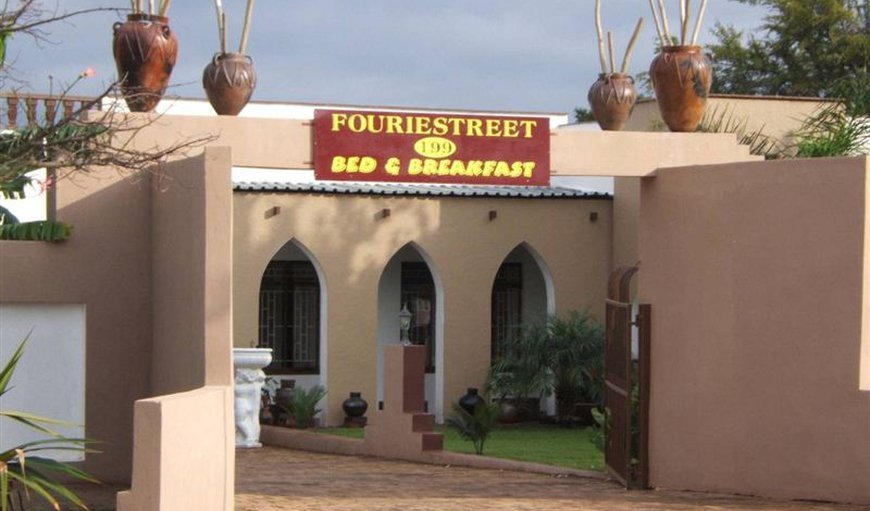 Fourie Street 199 Bed and Breakfast in Mokopane (Potgietersrus), Limpopo, South Africa