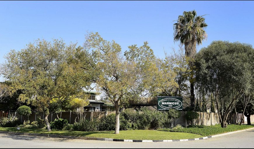 Welcome to Marnicus B&B in Odendaalsrus, Free State Province, South Africa
