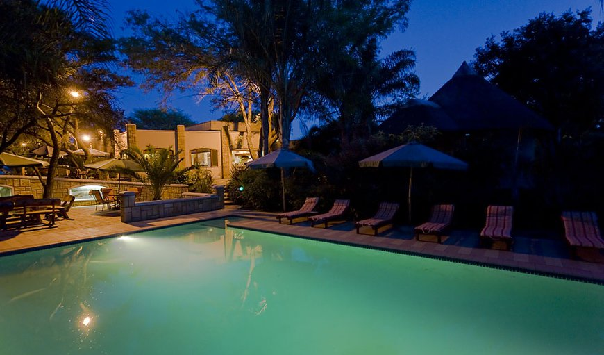 Das Landhaus Guesthouse in Fourways, Johannesburg (Joburg), Gauteng, South Africa