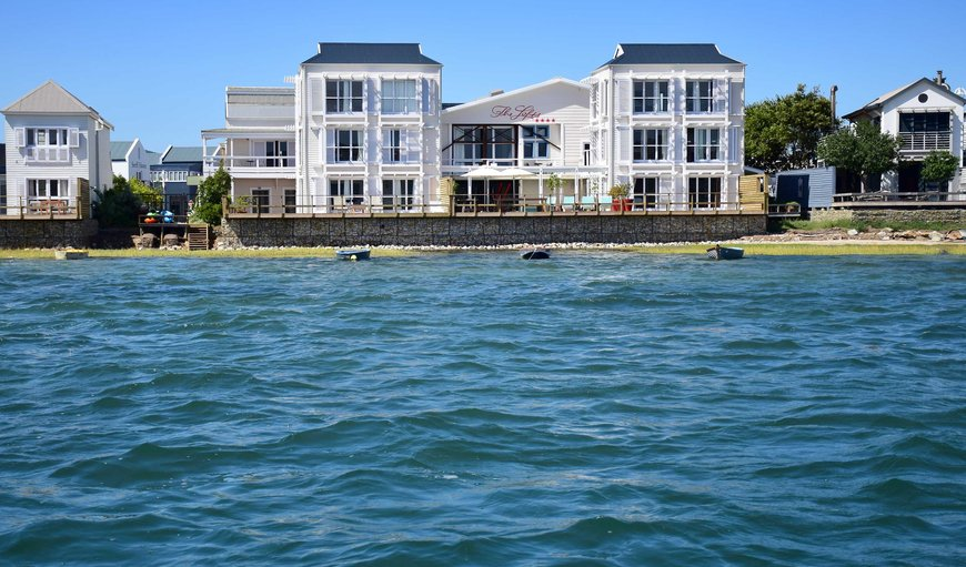The Lofts Boutique Hotel in Thesen Islands, Knysna, Western Cape , South Africa