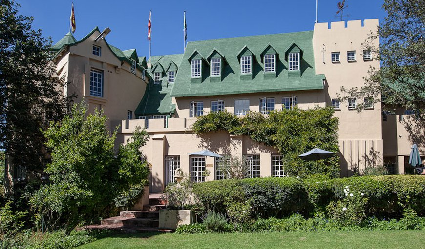 Chartwell Castle & Guest House in Fourways, Johannesburg (Joburg), Gauteng, South Africa