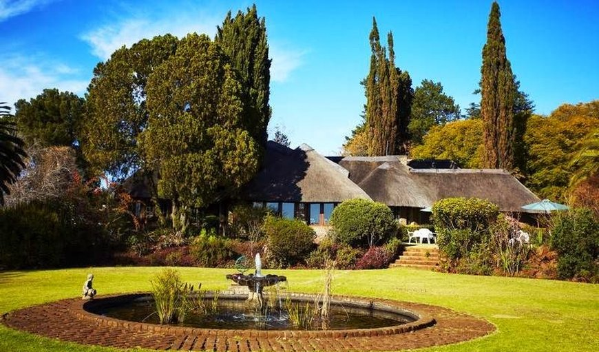 Welcome to Sterkfontein Heritage Lodge in Krugersdorp, Gauteng, South Africa