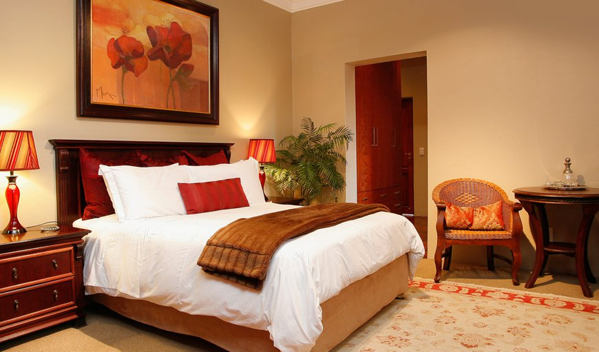 Double Suites: - King Size bed. Sleeps two sharing. The suite includes a bathroom ensuite.