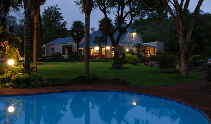 Rich in Cultural History, our Farmhouse was orignally built in 1875 and accommodates our Dining Areas, 2 Well Appointed Bedrooms and Offices. in Newcastle, KwaZulu-Natal , South Africa