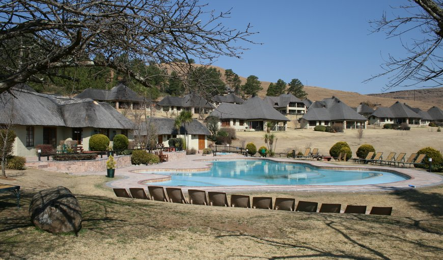 Tha Fairways - luxury self-catering accommodation. in Underberg, KwaZulu-Natal, South Africa