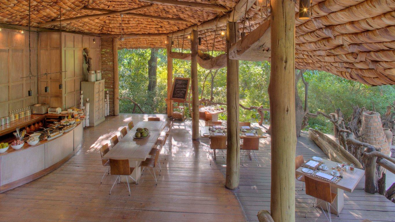 Lake Manyara Tree Lodge In Lake Manyara Tanzania