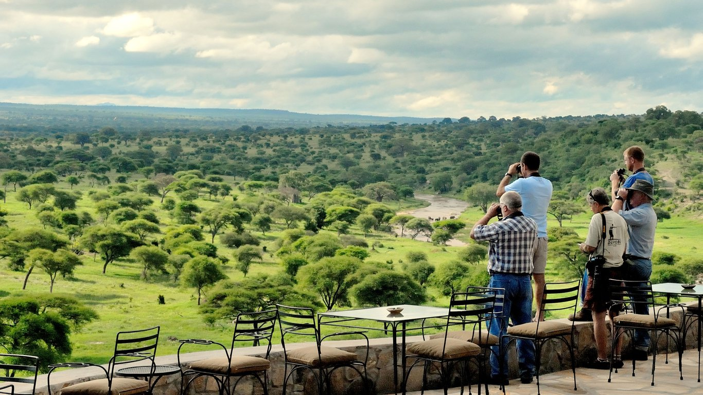 Best National Park in Africa
