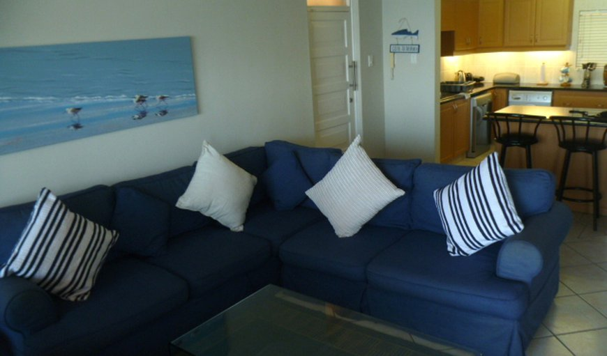 802 Marbella - lounge area