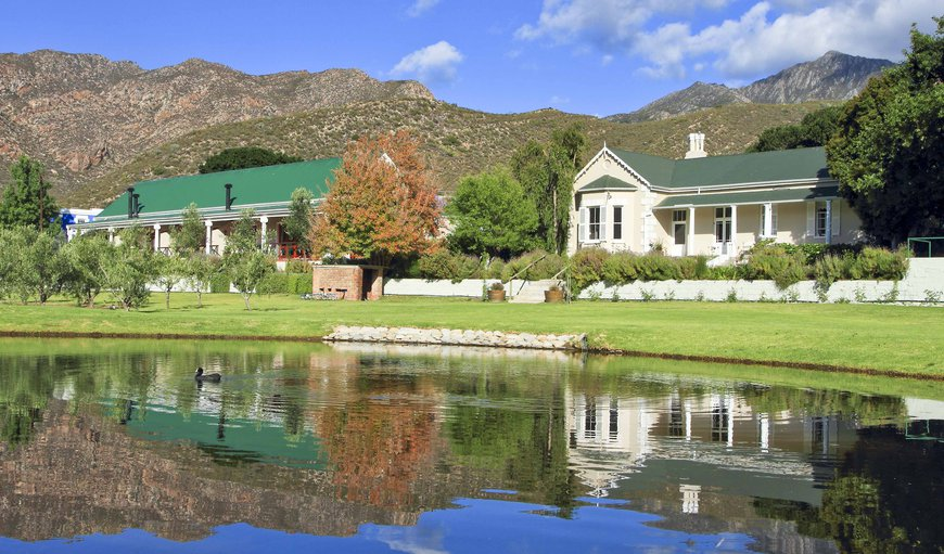 Montagu Vines Guesthouse in Montagu, Western Cape, South Africa