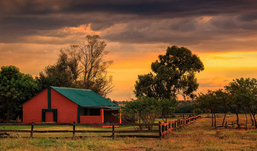 Thaba Manzi Ranch in Magaliesburg, Gauteng, South Africa