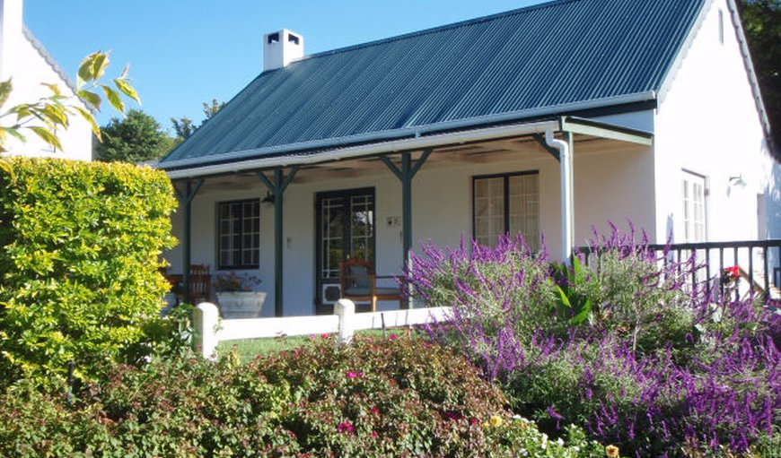 Belvidere Manor in Belvidere Estate, Knysna, Western Cape , South Africa