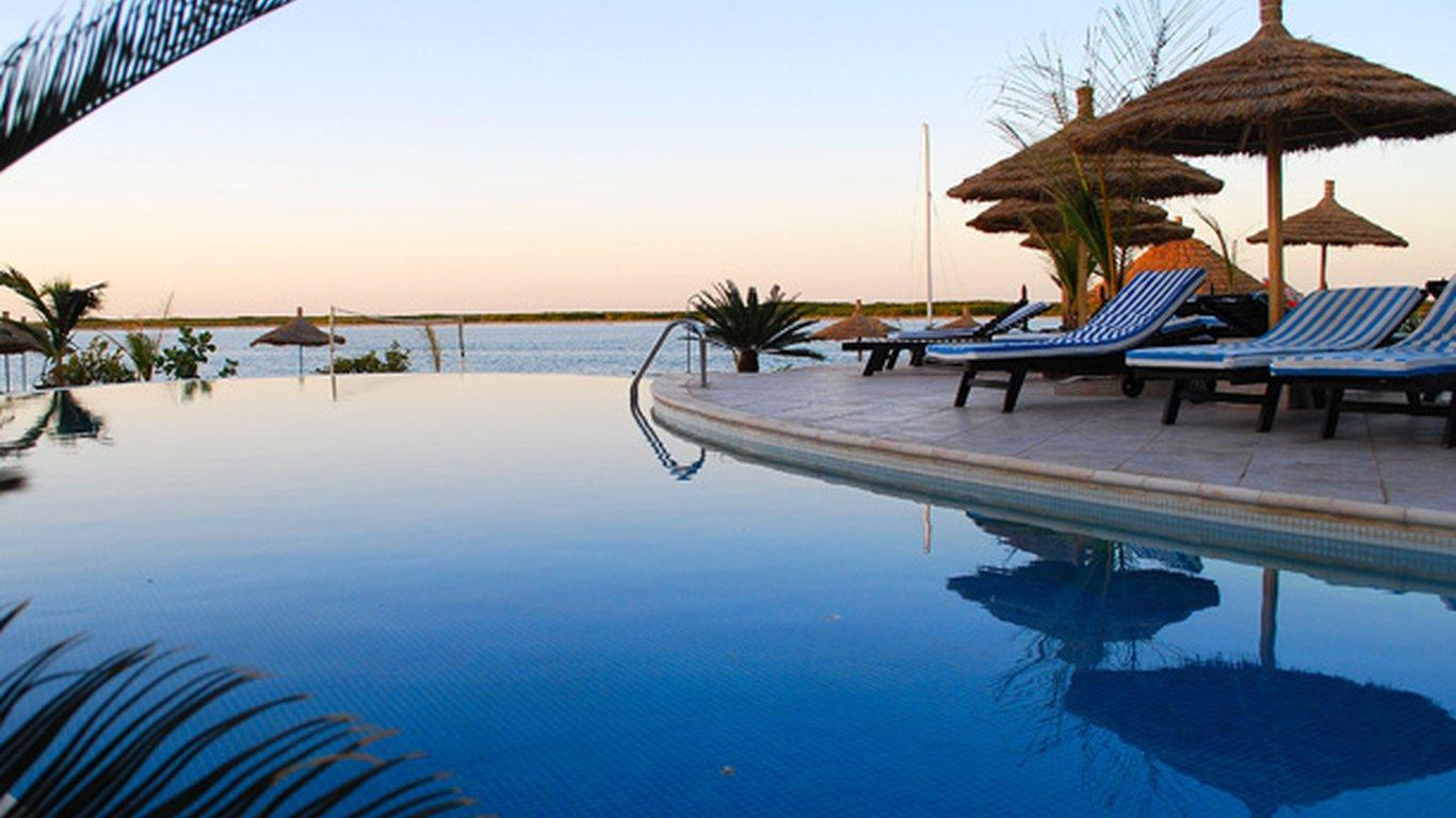 Pool In Dakar Senegal