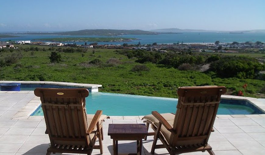 Overlooking the Langebaan nature reserve, this beautiful guest house offers outstanding views over Schaapeneiland and lagoon, with incomparable birdwatching opportunities.  in Langebaan , Western Cape , South Africa