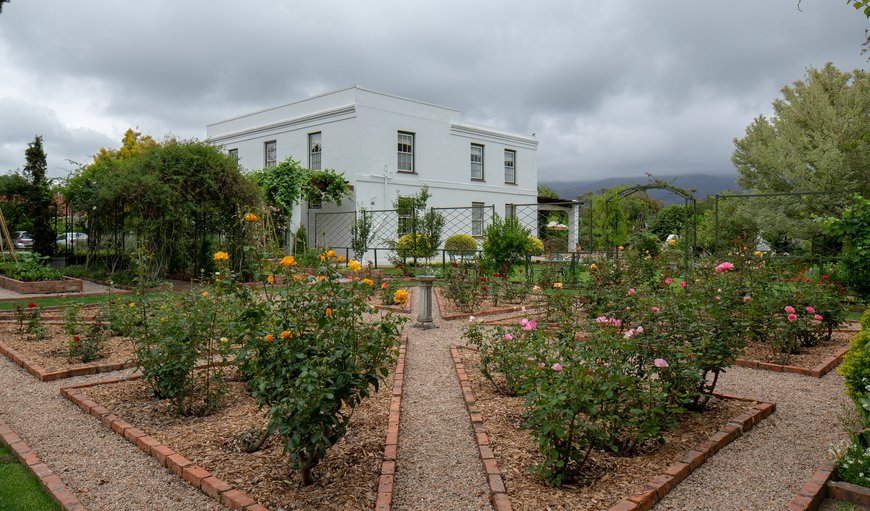 Fairview Historic Homestead in George, Western Cape , South Africa