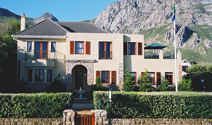 Welcome to Lavender Manor in Voelklip, Hermanus, Western Cape, South Africa