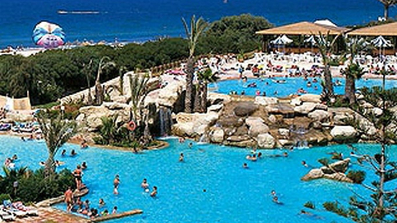 Iberostar Sahara Beach In Monastir Tunisia