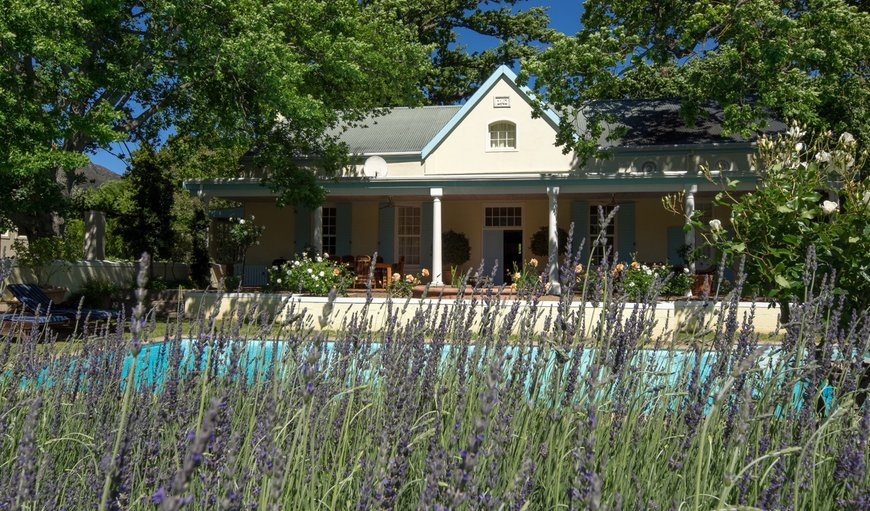 Auberge Clermont in Franschhoek, Western Cape , South Africa
