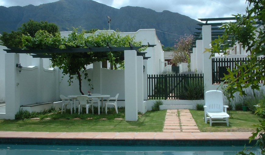 Sunny Lane Suites in Franschhoek, Western Cape , South Africa