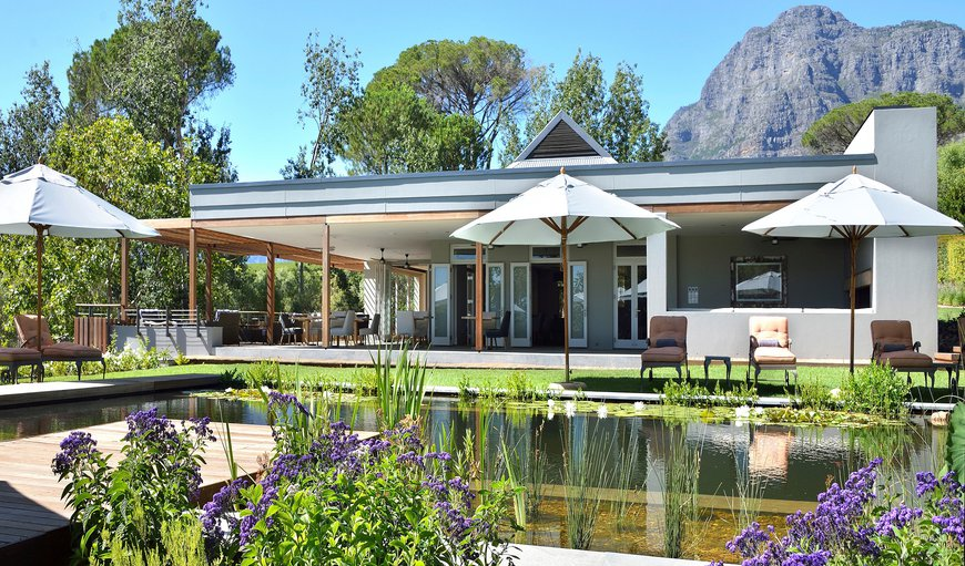 Angala Boutique Hotel in Franschhoek, Western Cape, South Africa