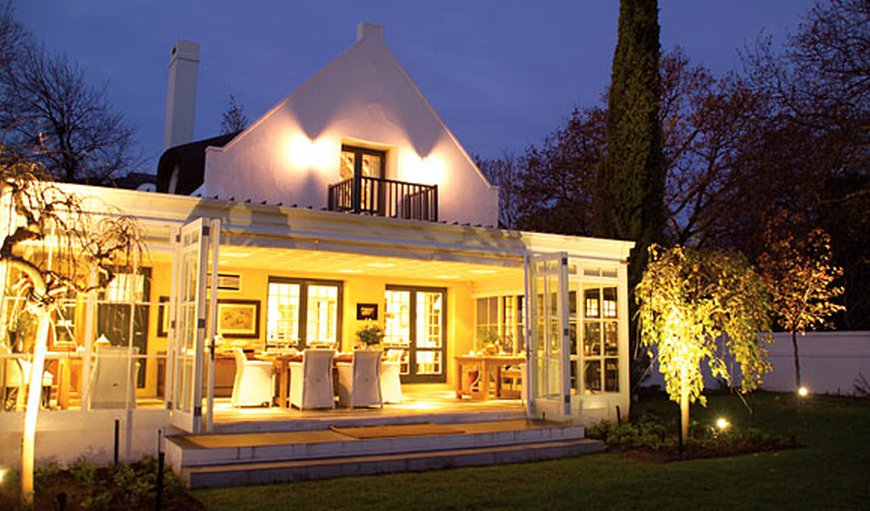 Grande Provence in Franschhoek, Western Cape, South Africa