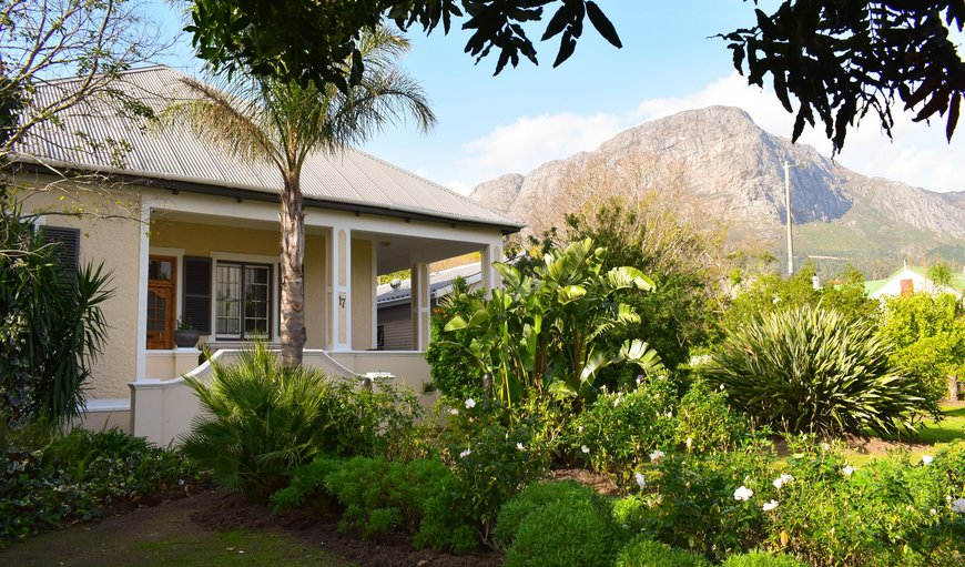 Auberge Alouette in Franschhoek, Western Cape , South Africa