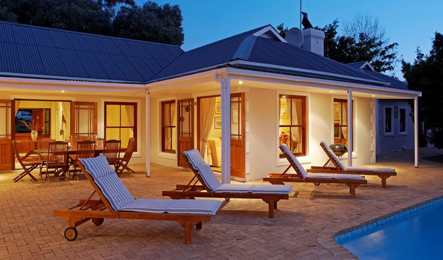 Olive Tree Country House in Hemel En Aarde Estate, Hermanus, Western Cape , South Africa