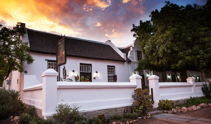Onse Rus Guest House  in Prince Albert, Western Cape , South Africa