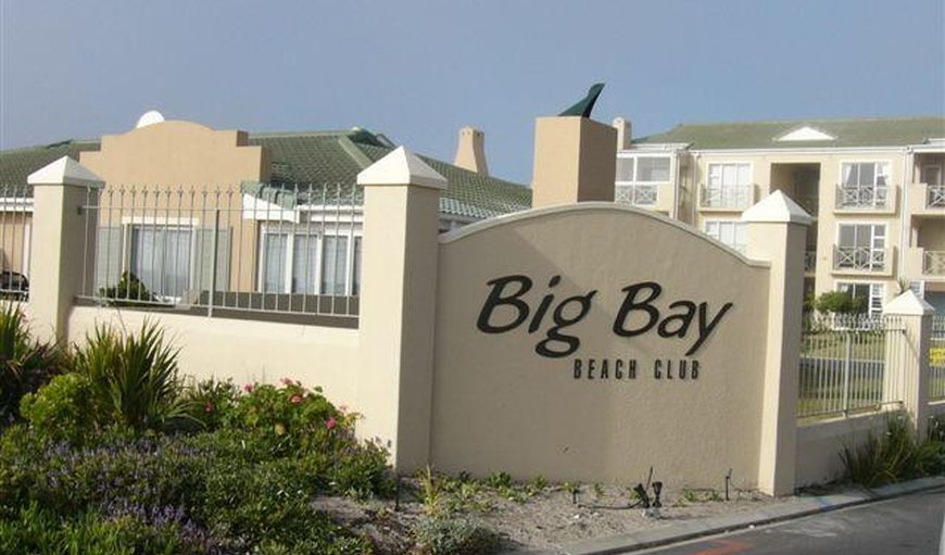 Welcome to Big Bay Beach Club 118 in Bloubergstrand, Cape Town, Western Cape, South Africa