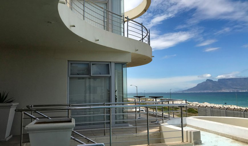 Situated on the famous Bloubergstrand promenade.