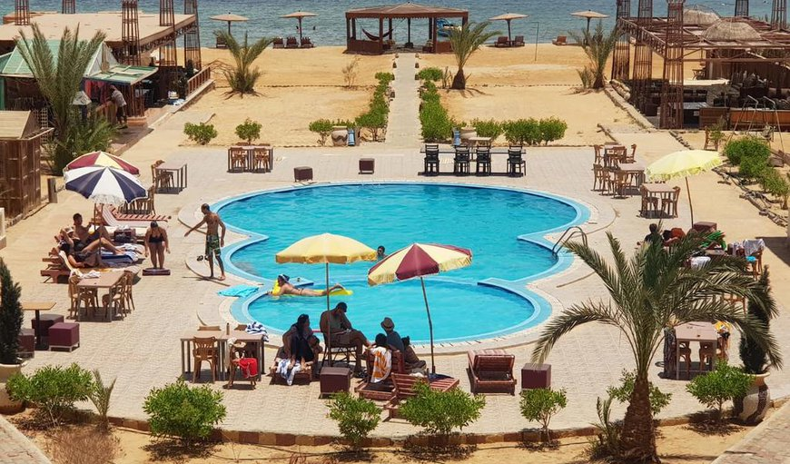 Welcome to Ciao Nuweiba Hotel. in Nuweiba, Sinai, Egypt
