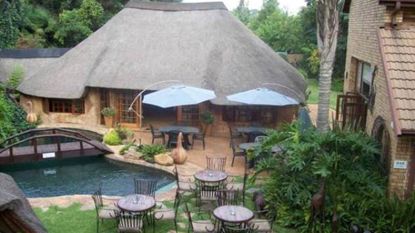 The Mannah Executive Guest Lodge And Boutique Conference Centre In