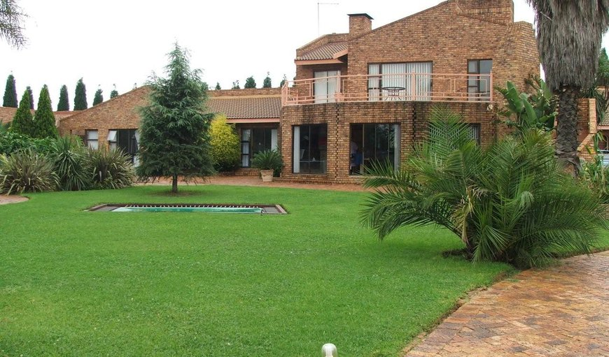 Eden Guest Lodge in Kempton Park, Gauteng, South Africa