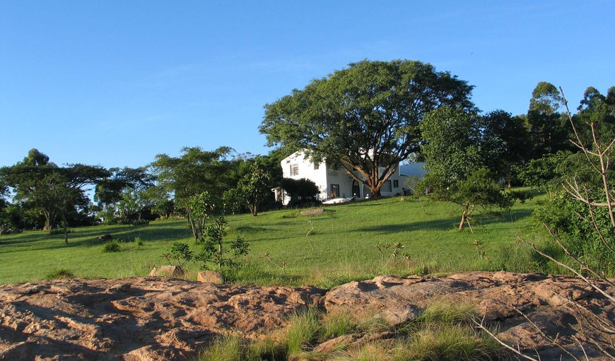 Main Building from the garden in White River, Mpumalanga, South Africa