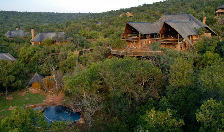 Welcome to Sediba Private Game Lodge in Welgevonden Game Reserve, Limpopo, South Africa