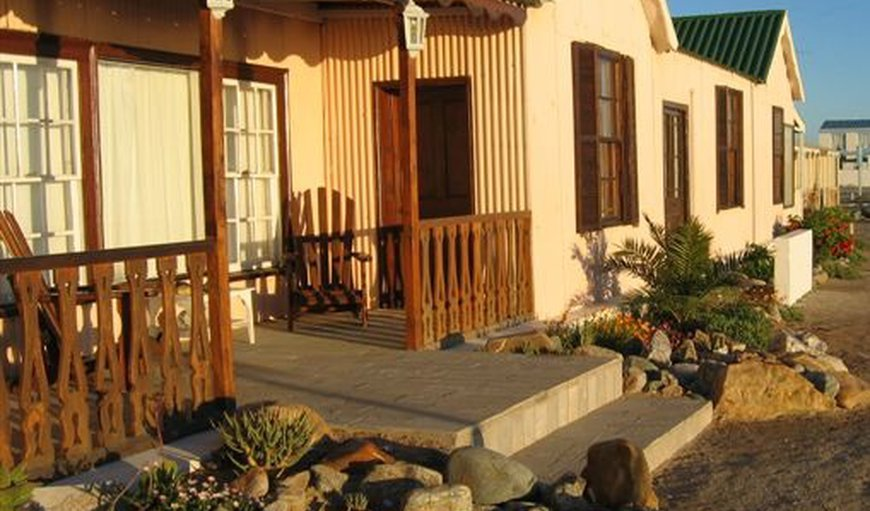 Bedrock Lodge in Port Nolloth, Northern Cape, South Africa
