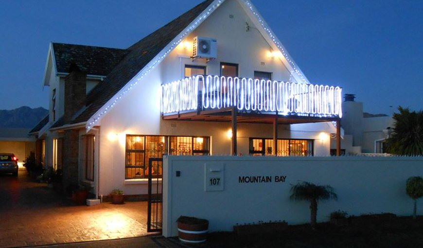 Mountain Bay Self Catering Holiday Apartments in Gordon's Bay, Western Cape , South Africa